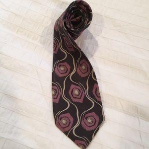 Giorgio Armani necktie all silk italy